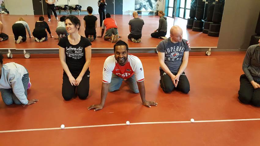 Opleiding tot Allround Trainer Weerbaarheid Pons Academie